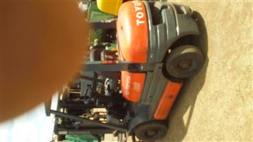 Toyota Diesel Forklift for sale