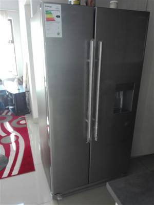 Samsung Side by Side Door Fridge for Sale