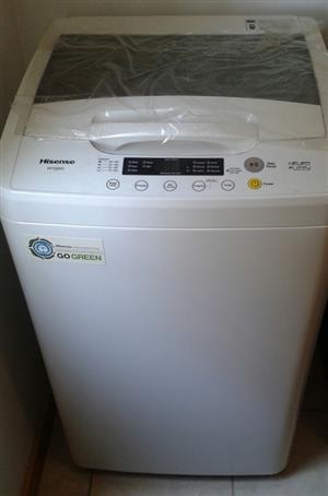 Hisense Washing Mashine
