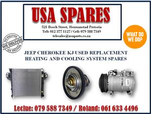 JEEP CHEROKEE KJ USED REPLACEMENT HEATING AND COOLING SYSTEM SPARES- USA SPARES CALL NOW