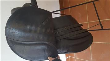 Equitec GP saddle