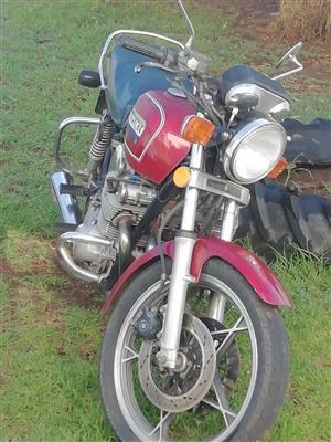 1982 Suzuki GSXR1000K8