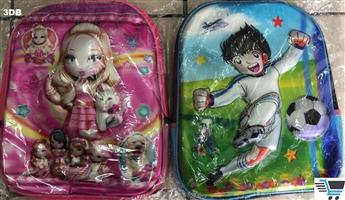 3d bags for children