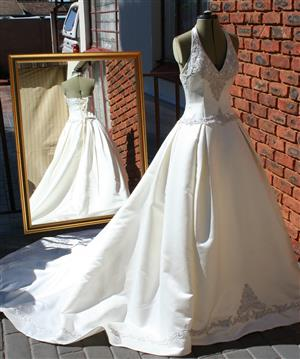 pre loved wedding gowns