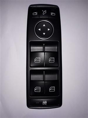 W204 window control switch for face lift or pre face -new