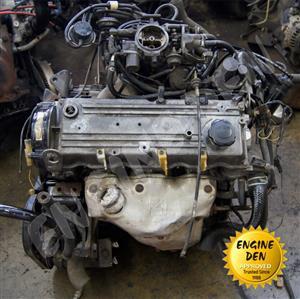 FORD/MAZDA 323 1.3 B3C ENGINE USED