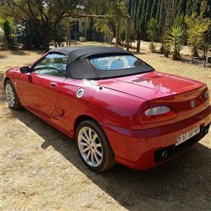 2005 MG TF 160 1.8i