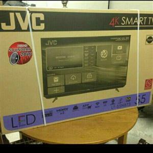 """Jvc 4k 55""""inch Smart tv for sale"""