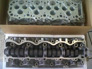 NEW FORD RANGER / MAZDA DRIFTER 2.5L CYLINDER HEADS, CAMSHAFTS & CONRODS (WL)
