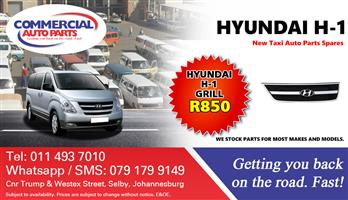 Grill For Hyundai H-1 For Sale.