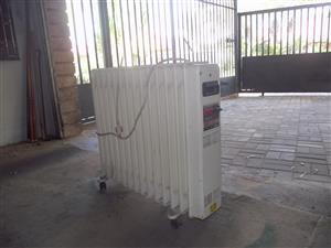 13 Fin Oil Heater