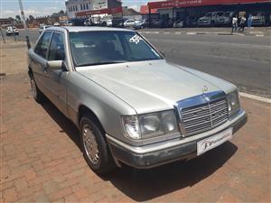 1991 Mercedes Benz 230E