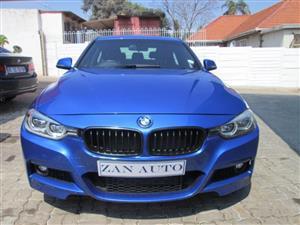 2018 BMW 3 Series sedan 320D M SPORT A/T (G20)