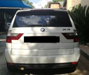 2010 BMW X3 xDrive20d auto