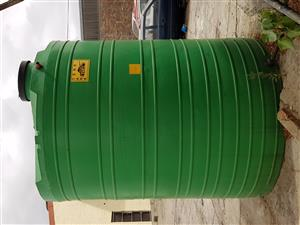 10000L WATER TANK USED MADE BY NELS TANKS
