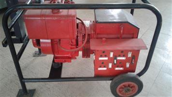 3kv Petrol Generator