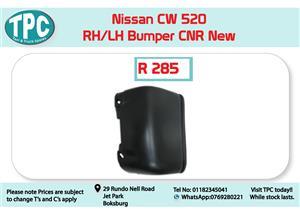 Nissan CW 520 RH/LH Bumper CNR New for Sale at TPC