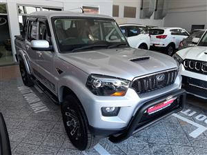 2019 Mahindra Pik Up double cab PICK UP 2.2 mHAWK S10 P/U D/C