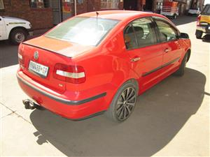 2007 VW Polo Vivo sedan