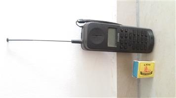 Philips PR 810 Vintage Brick Cellphone