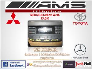 MERCEDES W246 RADIO FOR SALE