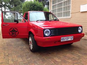 1986 VW Pickup
