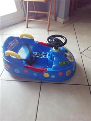Electric Mickey mouse car for sale