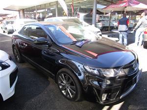 2010 Kia Cerato Koup 2.0 SX auto