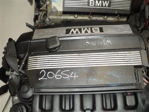 BMW E46 2.0 D/VANOS ENGINE (206S4) R18000