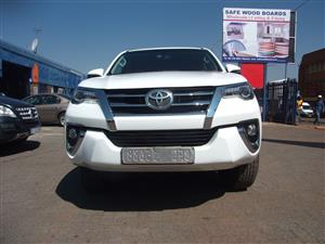 2019 Toyota Fortuner FORTUNER 2.4GD 6 4X4 A/T