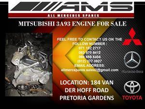 MITSUBISHI 3A93 ENGINE FOR SALE