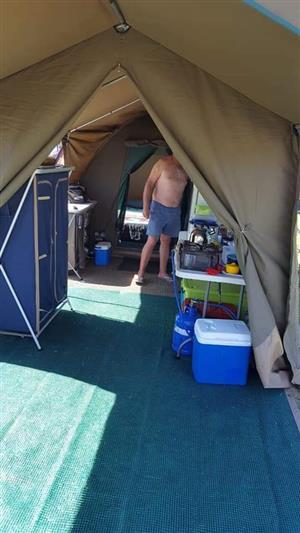 Senior Combo tent