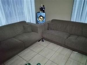 Grey lounge suite for sale