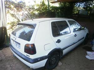 1996 VW Golf GTI