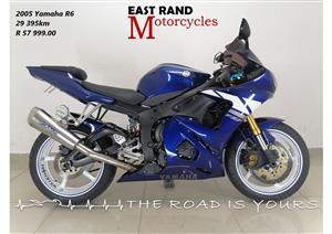 2005 Yamaha YZF R6