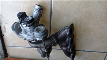 BMW118IT N13 F20 Complete Engine for Stripping
