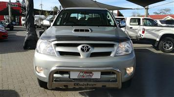 2006 Toyota Hilux 3.0D 4D Raider