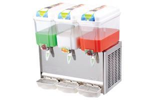 Second Hand Triple Juice Dispenser - BBRW