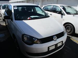 2012 VW Polo Vivo 5 door 1.6