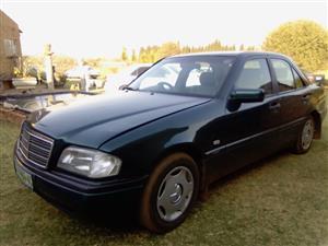 1996 Mercedes Benz C250