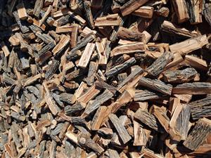 Braai hout/wood