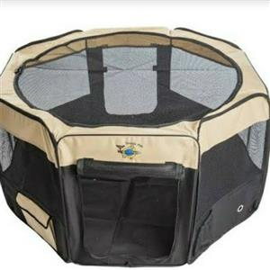 Daro collapsible cages. Pets planet playpen.  Puppy carry bag
