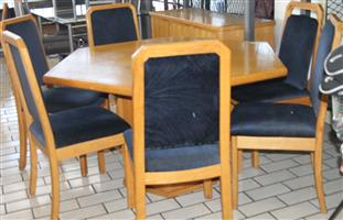 Dining room suite S030122A #Rosettenvillepawnshop