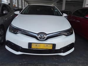 2018 Toyota Auris 1.6 Xi