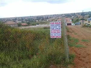 Vacant land in Kwamhlanga