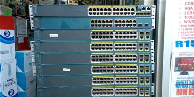 Cisco WS-C2960G-24PS-S Catalyst 2960G-24PS 24 Ports Switch