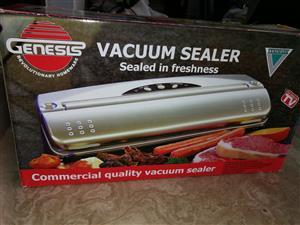 Genesis Vacuum sealer for sale.