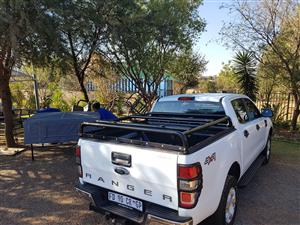 Roof top tent BAKKIE FRAMES and optional canvas cover