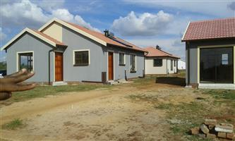 Newly Developed Homes