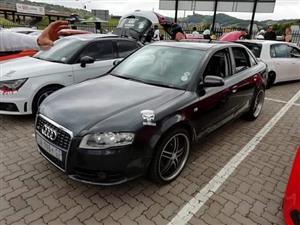 2008 Audi A4 1.8T Attraction multitronic